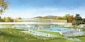 Centre aquatique d'Annonay