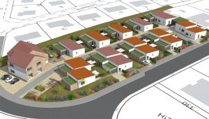 Construction de 16 logements adaptés au vieillissement et d'une maison des services à Feytiat (87)