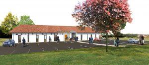 Construction d'une Maison de Santé Pluriprofessionnelle à Oradour-Sur-Vayres (87)