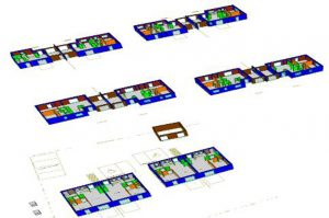 Construction de 16 logements - 8 Collectifs et 8 individuels à Razac-Sur-Isle (24)
